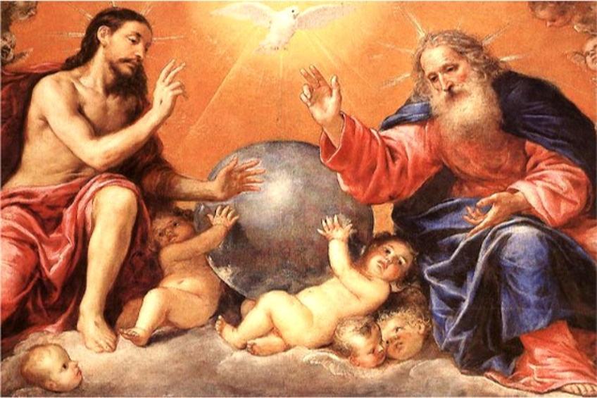 Elevación a la Trinidad de Sor Isabel
