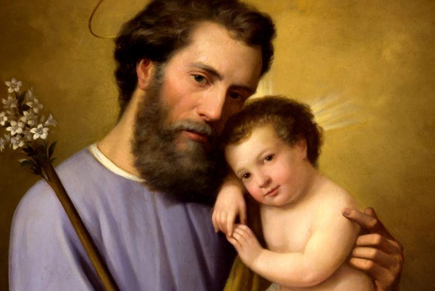 San José, modelo de cristianos
