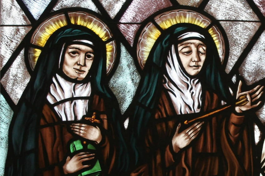 Edith Stein y Teresa de Jesús