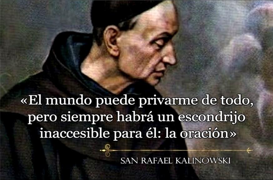 San Rafael Kalinowski: vida y espiritualidad