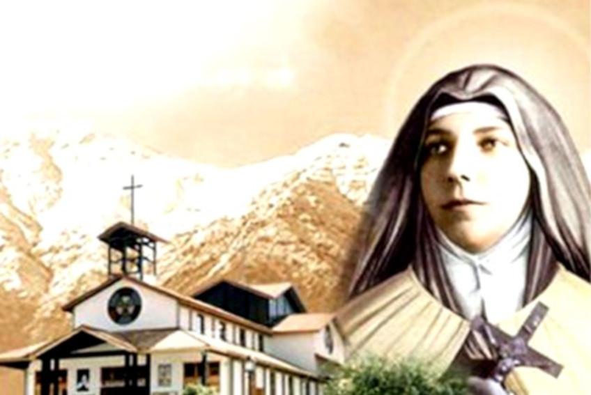 Cristo, la única ambición: Teresa de los Andes