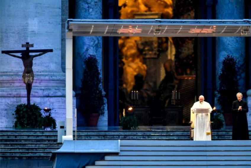 Mensaje de Cuaresma 2021 del Papa Francisco